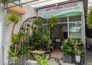 Văn phòng Gia Thinh Hưng tại 214 Huỳnh Tấn Phát, Đà Nẵng