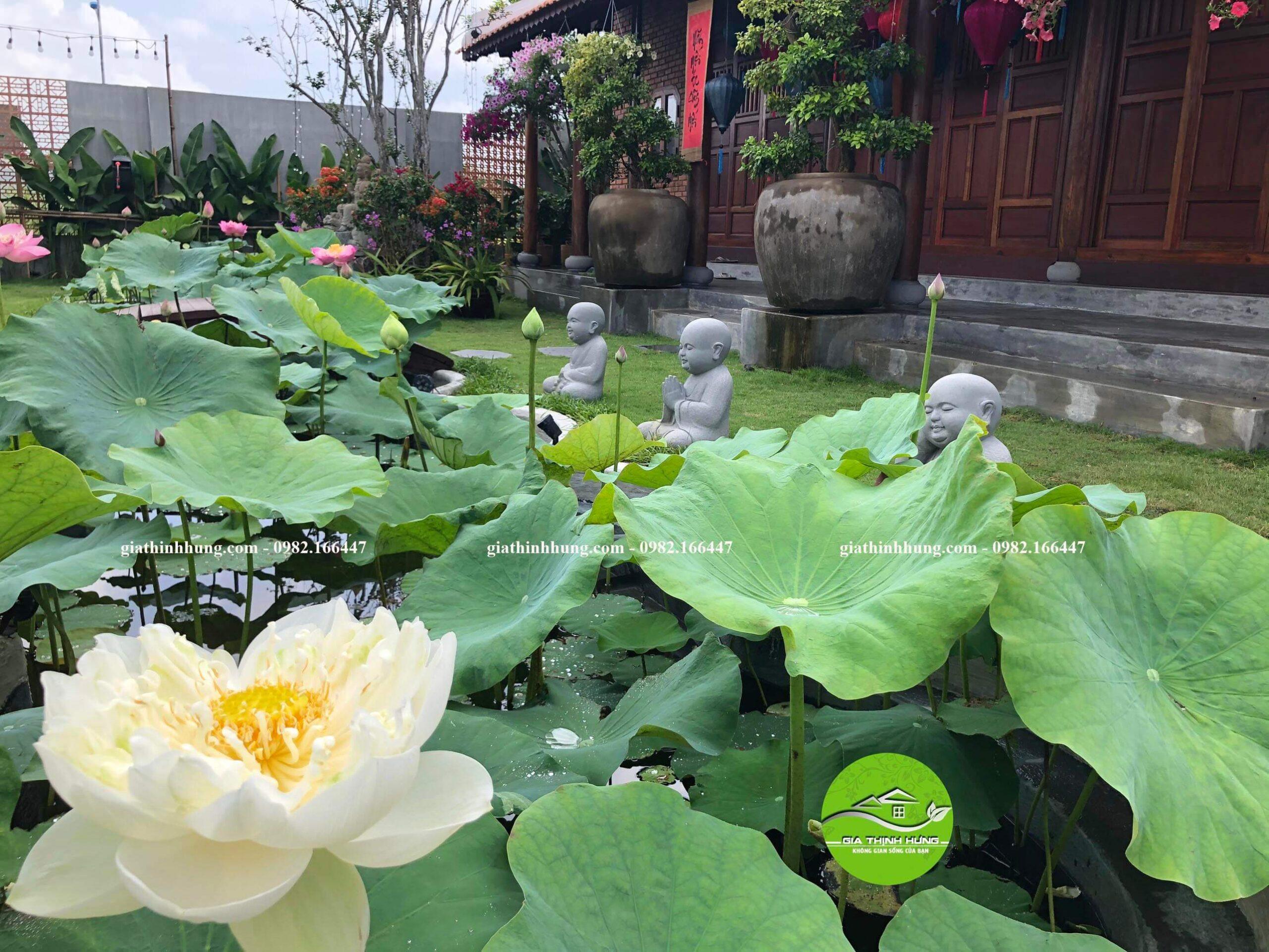 Gia Thịnh Hưng- Biệt thự Chị Phùng Anh, Khu Biệt Thự Đảo Nổi, Đà Nẵng 7