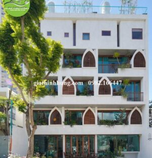 Gia Thịnh Hưng Khách sạn Le Bouton,Trần Đình Đàn, Đà Nẵng 14