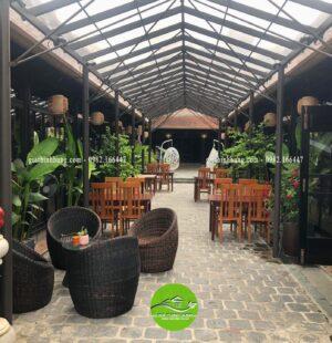 Gia Thinh Hung-Nhà hàng 다낭기와집 GIWAZIP 27 Nguyễn Chí Thanh, Đà Nẵng 15